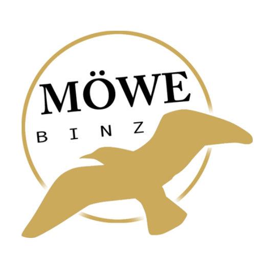 Ferienwohnung in Binz Möwe Logo